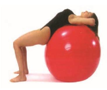 esercizi pallone