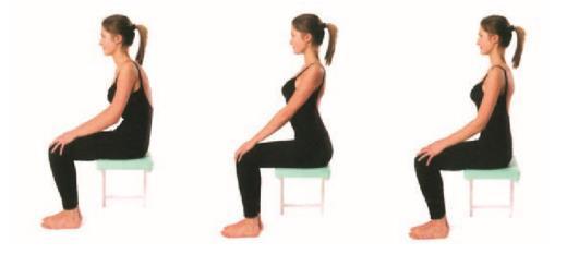 posizione seduti