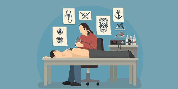 tatuaggi e piercing